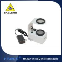 Buy cheap High Brightness Gemology Equipment rotatable 360 degrees carrier platform FTP-49 from wholesalers