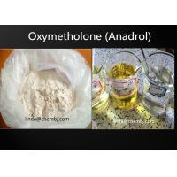 Buy cheap White crystalline powder Oral Anabolic Steroids Oxymetholone / Anadrol For Muscle Bulking from wholesalers
