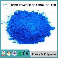 Buy cheap RAL1006 Maize yellow cost effective electrostatic thermoset powder coating from wholesalers