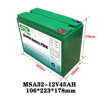 Buy cheap Lithium Ion Battery For Solar Street Light , Lithium Polymer Battery Pack 12 Volt from wholesalers