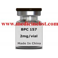 Buy cheap Pentadecapeptide BPC 157 CAS 137525-51-0 2mg Peptide for Knees Tendon Repair from wholesalers