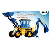 Buy cheap WZ30-25 Mini Backhoe Loader Compact Loader Backhoe Articulated Backhoe Loader from wholesalers