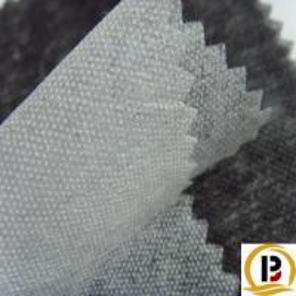 Quality microdot nylon interlining non woven fabric for sale
