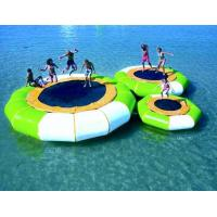 Buy cheap Airtight sealed Inflatable Water Park 3 years warrant  32 OZ commercial grade from wholesalers