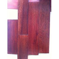 Buy cheap Timber flooring/solid Kempas wood flooring from wholesalers