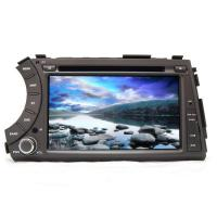 Buy cheap Car GPS Navigation System DVD CD Radio Audio Stereo for Ssangyong Kyron Actyon from wholesalers