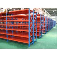 Buy cheap Multi- Layer Medium Duty Storage Rack Corrosion Protection Pallet Racking Net product