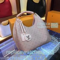Buy cheap Top Quality Clone LV bag Pink Taurillon Leather Ladies Lv handbag Shoulder Bag from wholesalers