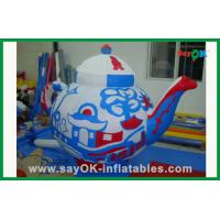Buy cheap Fireproof Inflatable Teapot Custom Inflatable Products For Holiday from wholesalers