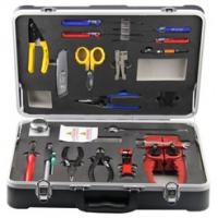 Buy cheap Pro ' S Fusion Splicing Tool KitKF - 6200 , High Standard Fiber Optic Cable Splicing Tools from wholesalers