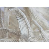 Buy cheap Garment Use Non Elastic Cord Cotton Webbing Tape Free Sample Avaliable from wholesalers