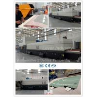 Buy cheap Small Glass Tempering Furnace for Car side glass 1000x600mm tempered glass machine from wholesalers