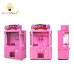 Buy cheap Toy Prize Vending Machine Scissors Superman , Plush Toy Crane Machine 10 Prize Hooks from wholesalers
