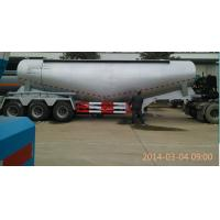 Buy cheap 30 Tons To 80 Tons Reliability Bulk Cement Tank Semi Trailer With Q345 Carbon Steel from wholesalers