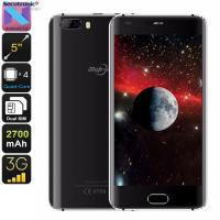 Buy cheap 3G 5 inch Smart Mobile Phones 1280x720 Android 7.0 2700mAh 8MP Dual Camera Setro Rio from wholesalers