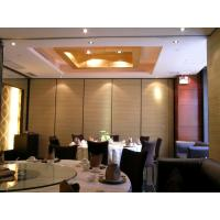 Buy cheap Aluminium Removable Sound Proof Partitions For Banquet Hall 6m Height from wholesalers