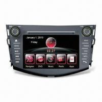 Buy cheap In Dash DVD Player with GPS Bluetooth and DVD Radio, Suitable for Toyota Rav4 from wholesalers