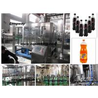 Buy cheap automatic energy drink production line from wholesalers