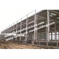 Buy cheap Industry Metal Storage Buildings , Professional Project Steel Building Construction from wholesalers