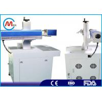 Buy cheap Small Metal Carving Business Card Laser Part Marking Machines High Precision from wholesalers