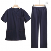 Buy cheap Embroidered Anti Pilling 180 GSM Hospital Surgical Clothing XS-5XL product