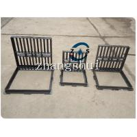 China 500x500,  600x600 ,  ductile iron gully grate on sale