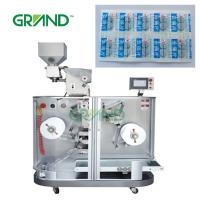 Buy cheap Double Aluminum Strip Packaging Machine , Tablet Packing Machine NSL-260B product