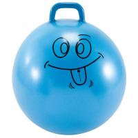 Buy cheap PVC Jumping Loop Handed Space Hopper Ball Inflated Jumping Ball Custom Logo from wholesalers