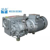 Buy cheap Cast iron Oil Sealed Rotary Vane Pumps High Vacuum For Food Package from wholesalers