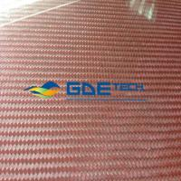 Buy cheap Pink Carbon Fiber Laminated Sheet For Sale from wholesalers