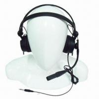 Buy cheap Wired Headphone, Accorded with RTCA DO-214 International Civil Aviation Standard from wholesalers