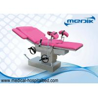 Buy cheap Medical Hydraulic Gynecological Chair For Women With 4 Castor from wholesalers