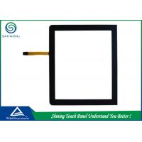 Buy cheap High Definition 5 Wire Resistive Touch Panel Sensor 4/3 Ratio Dust Prevention from wholesalers