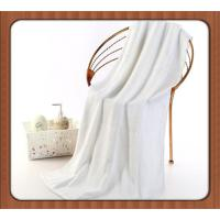 Buy cheap Hotel Towel Wholesale White Color Manufacturers 100% Cotton Material Hotel Bath Towel Set product
