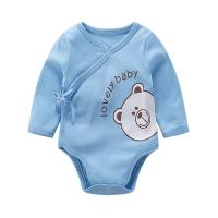Buy cheap Embroidery 3D Printing Unisex Baby Wear Single long sleeve Bodysuit With Screen Prints product
