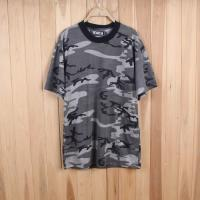 Buy cheap singapore summer clothes stoct camouflage uniform men's cotton tees excess inventory from wholesalers