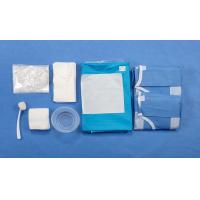 Buy cheap Angiography Flexible Wrapping Surgical Packs Consumables With Tube Cover from wholesalers