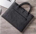 Buy cheap Durable business laptop briefcase bag conference felt laptop bag for men women from wholesalers