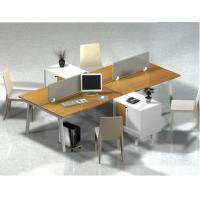 Buy cheap China Modern Carbonized Bamboo Office Desk Home Office Furniture from wholesalers