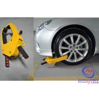 China Adjustable Heavy Duties Car Wheel Clamps , secure parking wheel lock CE Approved on sale