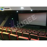 Buy cheap Advance 4D Sound Vibration Animation 4d Cinema Equipment For Business Center product
