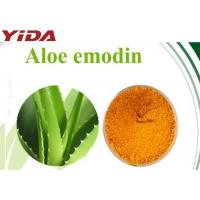 Buy cheap Organic Aloe Vera Extract Powder Emodin Powder 98% Oil Discharge And Liposuction product
