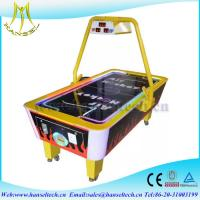 Buy cheap Hansel hot selling 2017 coin operated mini air hockey game machine in game center from wholesalers