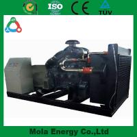 Buy cheap 10KW New Type Biogas plant with Biogas generator system from wholesalers