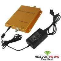 Buy cheap GSM/Dcs 900-1800 Dual Band Signal Boosters product