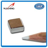 Buy cheap N50 Sintered Neodymium Rare Earth Magnets , High Strength Magnets Long Lifetime from wholesalers