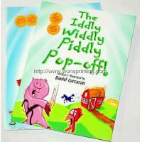 Buy cheap Hardcover Children's Book Printing from wholesalers