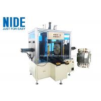 Buy cheap Long Stack Length Pump Stator Coil Forming Machine Horizontal Type from wholesalers