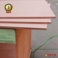 Buy cheap Fire resistant mdf Class B with E1 glue from wholesalers