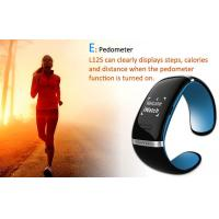 Buy cheap Bluetooth Bracelet Smart Watch for iPhone Android from wholesalers